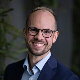 — Ikke kutt ut kjøtt, men tenk heller hva som blir bærekraftig produsert i vår region og hvordan vi som store innkjøpere kan støtte dette, sier Per Esben Myren-Svelstad.