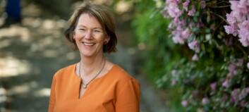 Lise Øvreås er ny leder av Det Norske Videnskaps-Akademi
