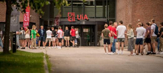 Kontroll mot spionasje kan ramme norske statsborgarar. — Mykje står på spel
