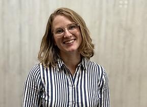 Leder av Medisinsk studentutvalg, Amanda Rose Magnum