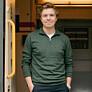 Måndag skal Gard Skulstad Johanson på møte i Tromsø. Reisa dit starta torsdag.