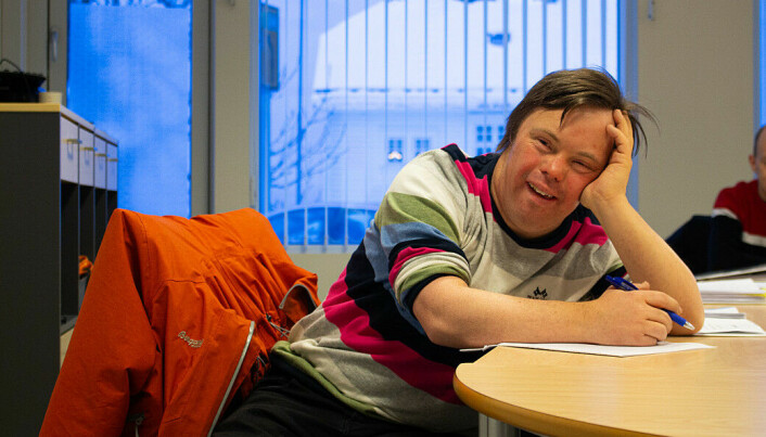 Ole Magnus Oterhals i forbindelse med intervjuet med Khrono i januar i år.