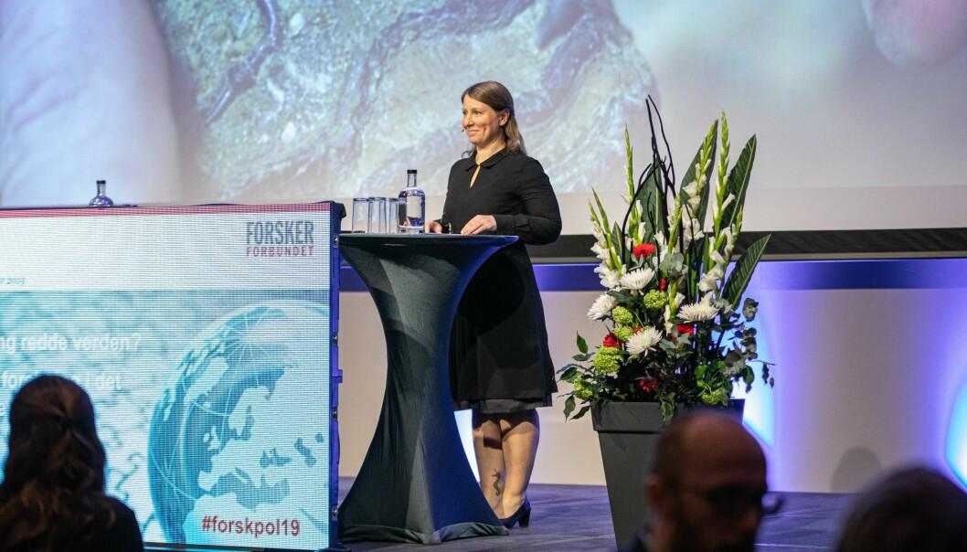 — Den klare meldingen til en ny regjering fra oss som kjenner hvor skoen trykker i forsknings-Norge, er at det er på høy tid med en tillitsreform i kunnskapssektoren, skriver Guro Lind.