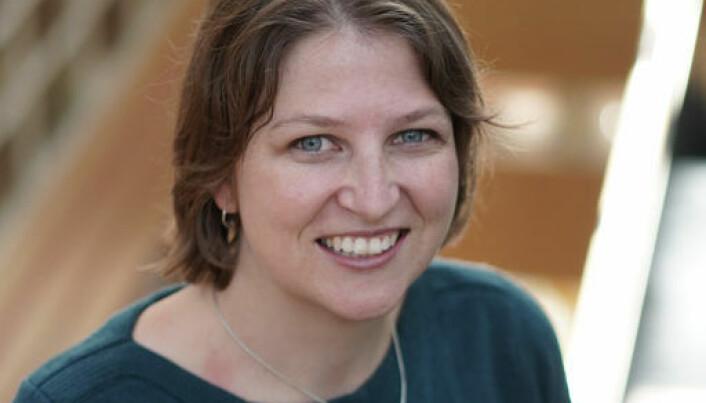 Astrid Marie Jorde Sandsør.