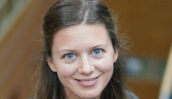 Nora Elise Hesby Mathé.