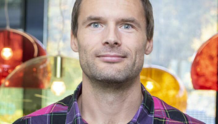 Tobias Otterbring.