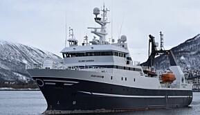 FF Helmer Hansen er skal byttes ut med et helgrønt forskningsfartøy.