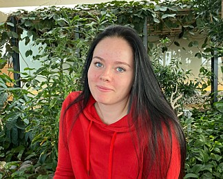 Katharina fikk tre ulike karakterer på samme eksamen