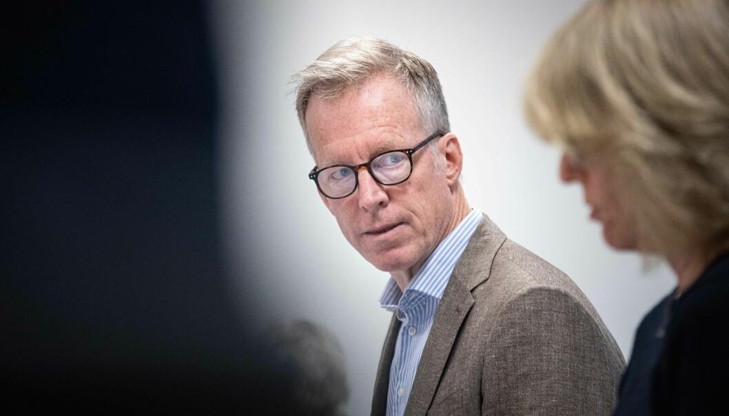 — Jeg bestod statsborgertesten. Kanskje Hellestveit også bør ta den, sier han, sier rektor ved Norges miljø- og biovitenskapelige universitet, Curt Rice.