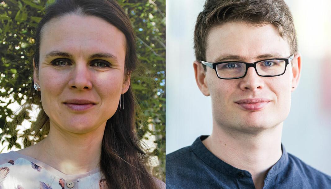 Førsteamanuensis Veronika K. Pettersen og førsteamanuensis Vadim Kimmelman er valgt ut som Young CAS Fellows fra 1. januar 2022 til 31. desember 2023.