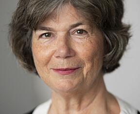 Professor Trine B. Haugen forskar på menns reproduktive helse.