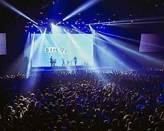 Nå blir det fullstappet studentfestival: — Fantastisk