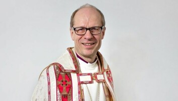 Biskop Olav Øygard var en av gjestene. Han har blant annet vært opptatt av presteutdanningen ved UiT og prestemangelen i nord.