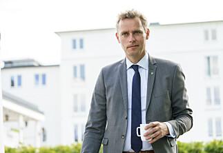 Rødgrønn klut i debatten om ny kunnskapsminister