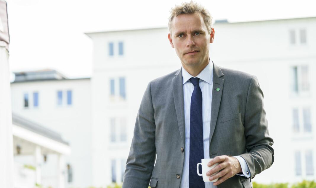 Forslag om Senterpartiets nestleder, Ola Borten Moe, som kunnskapsminister skaper debatt.
