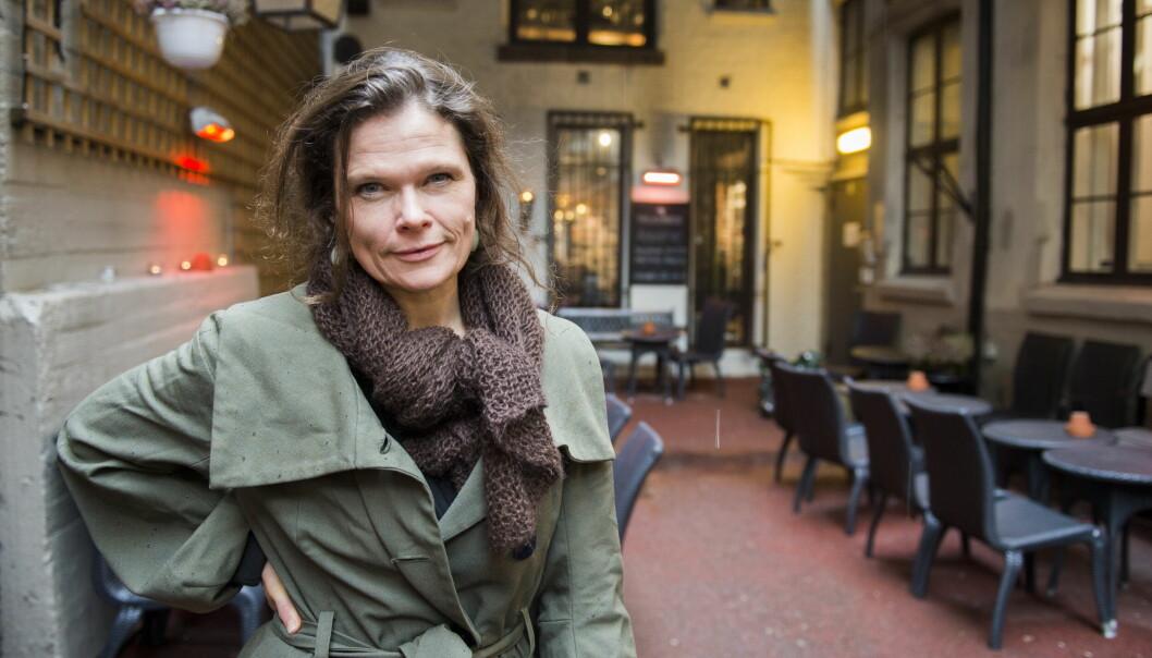 Konflikt- og folkerettsforsker, Cecilie Hellestveit, møter motbør fra filosofiprofessor Reidar Maliks for hennes uttalelser om internasjonalisering av norsk akademia.