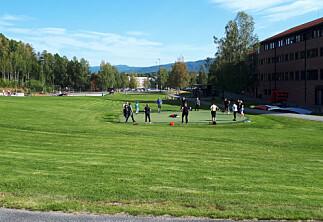 Universitet får gratis tomt av fattig kommune