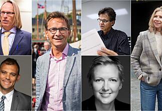 10 menn og 3 kvinner vil bli ny rektor ved OsloMet