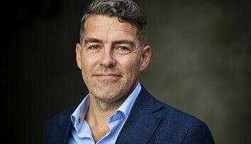 Viserektor Per-Martin Nordheim-Larsen ønsker å bli ny OsloMet-rektor.