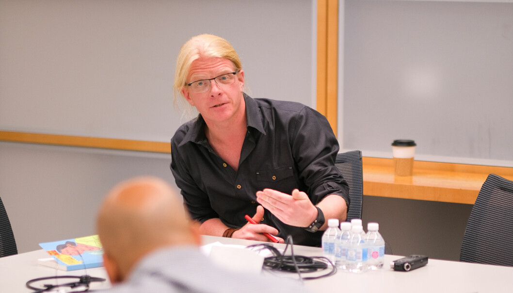 — Det er lite tegn til fornyelse i norsk akademia, mener professor Alf Gunvald Nilsen , som selv er utenlandsk forsker ved Universitetet i Pretoria i Sør-Afrika.