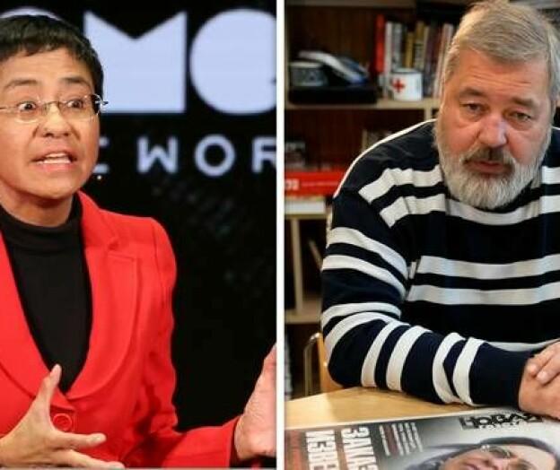 Fredsprisen til forkjempere for presse- og ytringsfrihet