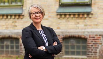 Administrerende direktør ved Sørlandet sykehus HF, Nina Mevold, er veldig fornøyd med at lokale aktører på Sørlandet støtter deres prosjekt sammen med UiO.