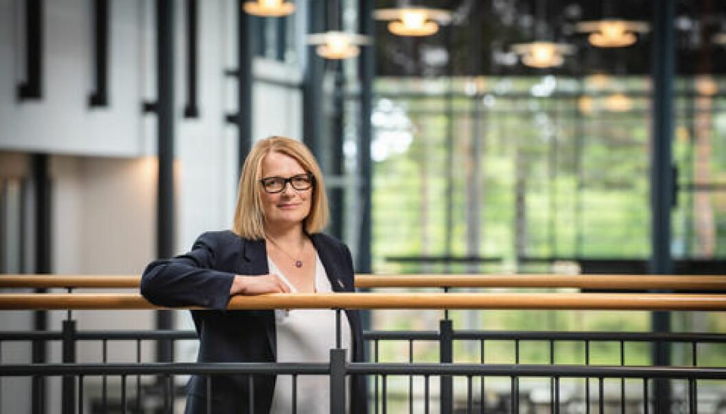Styreleder i Universitets- og høgskolerådet, Sunniva Whittaker, har seks hovedpunkter hun mener understreker viktigheten av å fortsatt ha en egen statsråd for forskning og høyere utdanning.