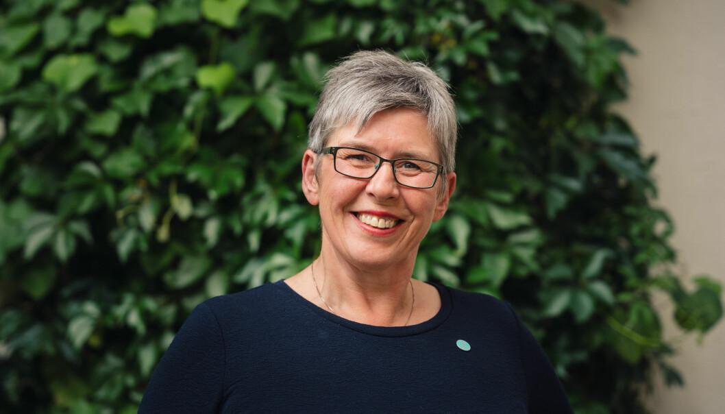 Margrethe Esaiassen er professor ved Norges fiskerihøgskole og hovedstyremedlem i Tekna. Hun etterlyser en satsing på rekruttering av flere vitenskapelig ansatte i ny regjeringsplattform