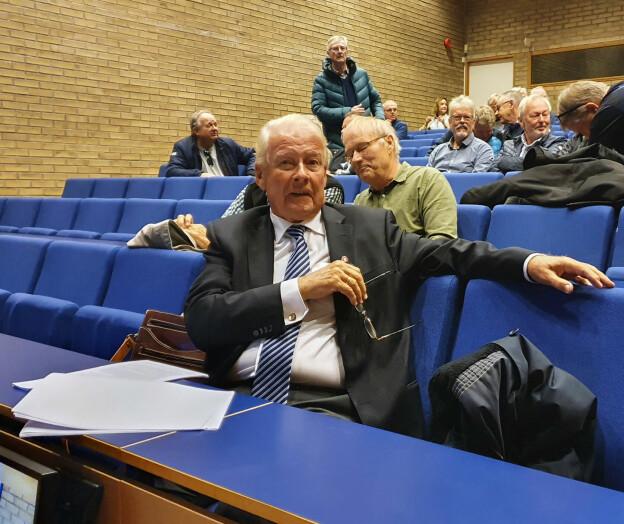Hagen: — Ikke driv med ensidig propaganda, slik Greta Thunberg gjør