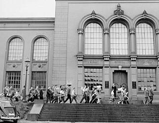 Landets andre universitet 75 år