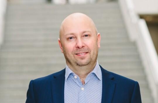 Direktør for utenlandsk utdanning, Stig Arne Skjerven. Foto: NOKUT