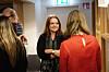 Fag- og læringsmiljøpolitisk ansvarlig i Norsk studentorganisasjon, Ida Austgulen, tror rapporten om studentsentrert undervisning vil være nyttig i planleggingen av studieprogrammer og kurs. Foto: Ketil Blom Haugstulen