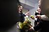 Tidligere kunnskapsminister , nåværende næringsminister, Torbjørn Røe Isaksen (t.h.) overlot departementet til Jan Tore Sanne og Iselin Nybø tidligere i år. Foto: Ketil Blom Haugstulen